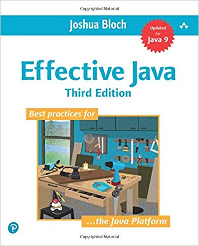 Effective Java Third Edition