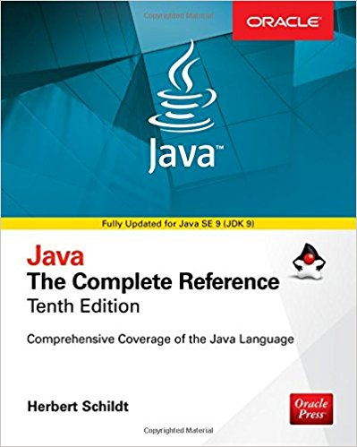 Java The Complete Reference (10th Edition - Updated for Java SE 9)